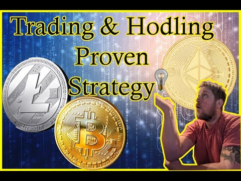 A Crypto Currency Trading strategy - Sure to be a winner - Lock in Profits