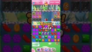 Candy Crush Saga Level 1602 - No Boosters