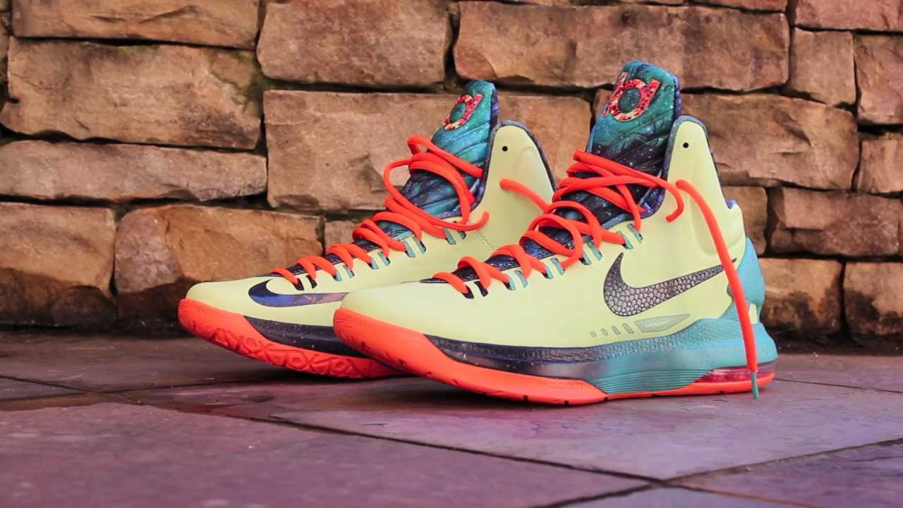 bb2afd747ed6 Review  Nike KD V -