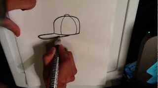 How to Draw a Hat - Easy Pictures to Draw
