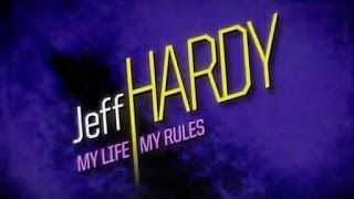 WWE Jeff Hardy Unused Theme Song No More Words DVD Theme