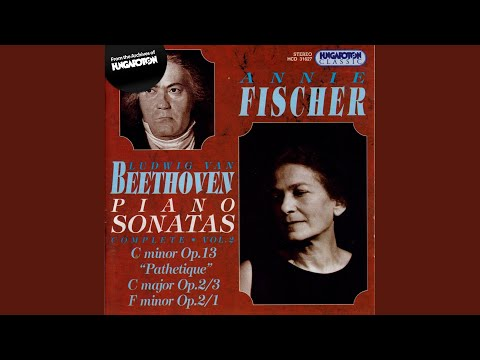 Sonata in C minor Op. 13