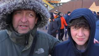 Brrrrrrilliant! Chilled Wolves fans warmed up by comfortable Burton win