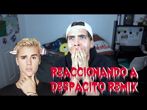 Thumbnail: Reaccionando a DESPACITO REMIX ft. Justin Bieber ( Reaction ) | Johann Vera