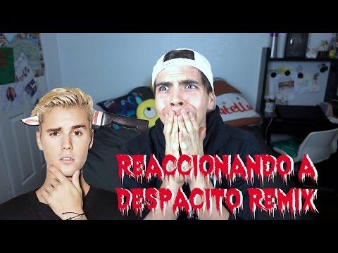 Reaccionando a DESPACITO REMIX ft. Justin Bieber ( Reaction ) | Johann Vera