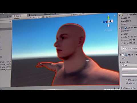 Try on clothes in Virtual Reality | Daily Planet