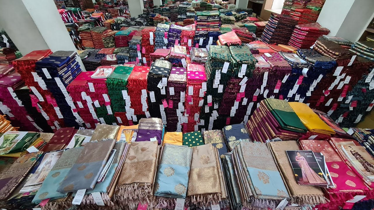 Surat Leading Textile Company | Heavy Worked Saree Collection