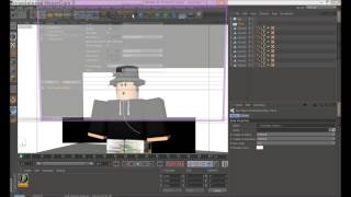 ROBLOX - How to Render in Cinema4D