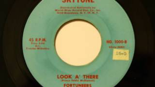 Fortuneers - Look A' There - KILLER NYC Uptempo Doo Wop