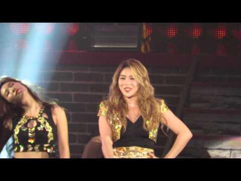 151226_12휘성&에일리 부산콘서트 '빽투스쿨'_휘성(Wheesung)&에일리(Ailee)_ 내귀에 캔디&트러블 메이커 댄스 [직캠] from YouTube · Duration:  3 minutes 22 seconds