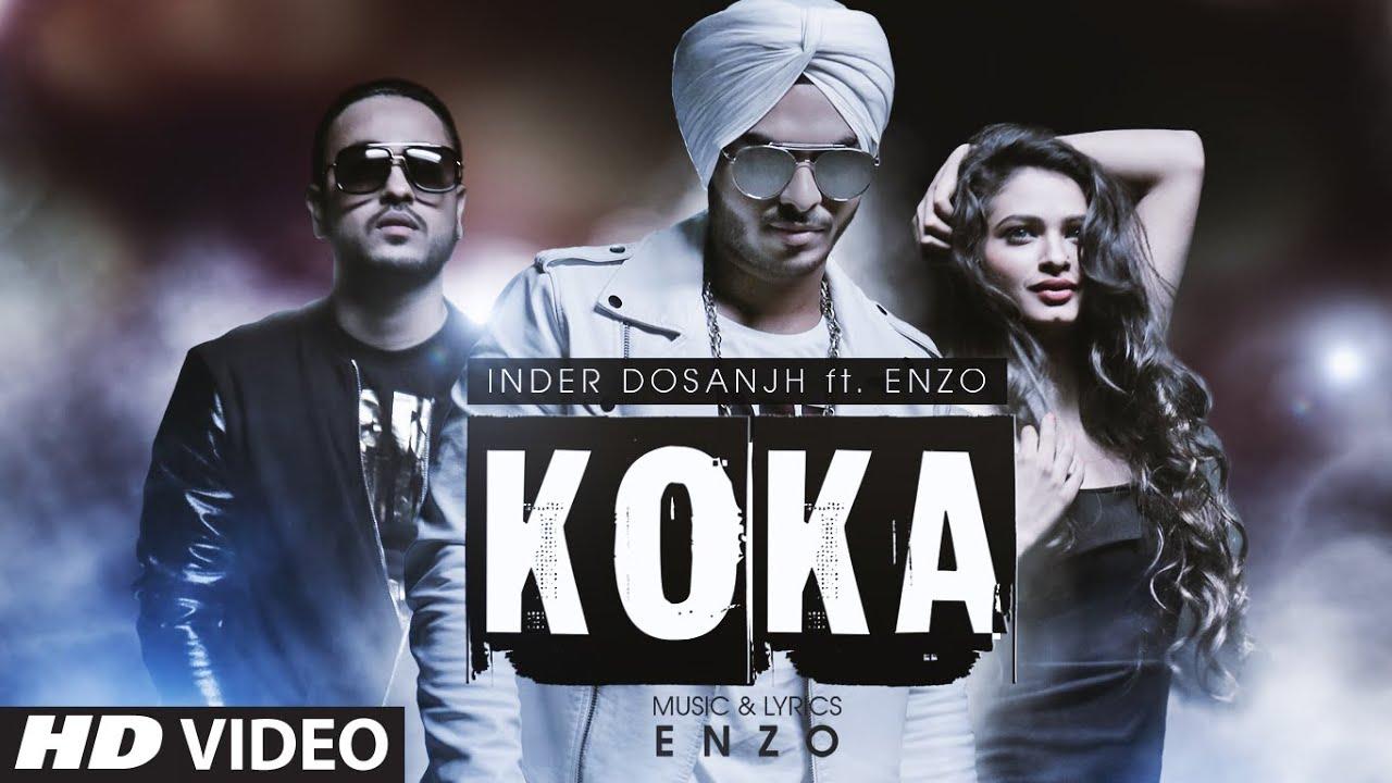 Koka Inder Dosanjh Ft Enzo Latest Punjabi Song 2016 T Series