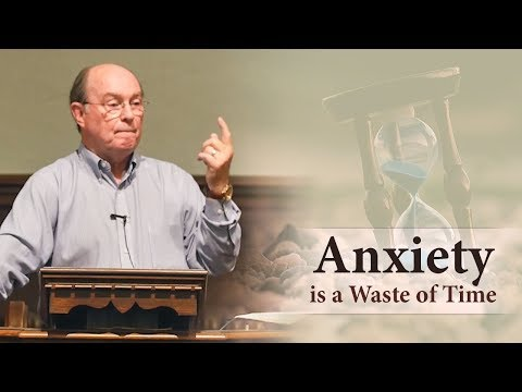 Anxiety is a Waste of Time - Mack Tomlinson