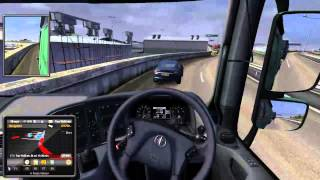EP4 EURO Truck Sim 2 - Right Hand Driving and THE MEANING OF THE NO SIGN