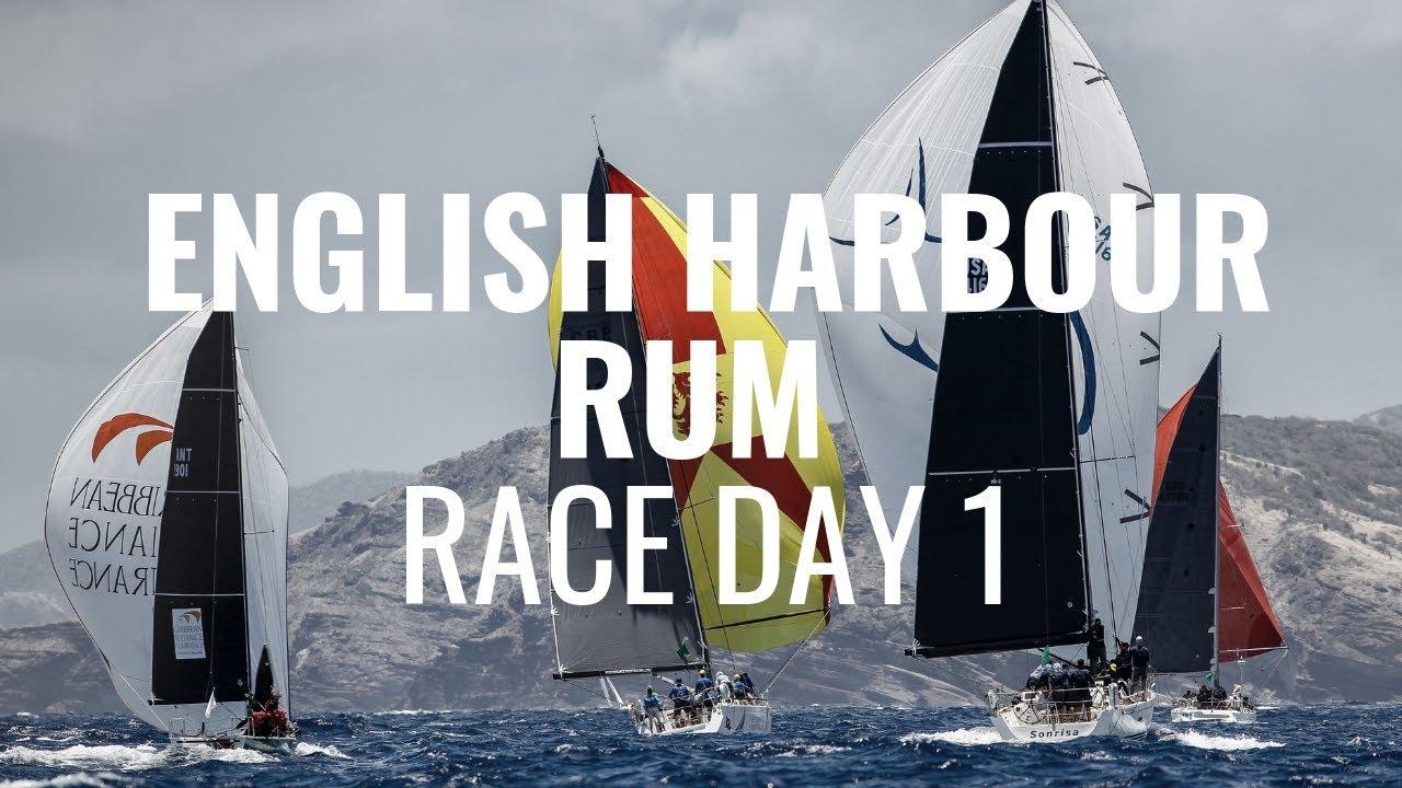Antigua Yachting News: English Harbour Rum Race Day 1 - Rum