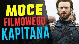Moce Filmowego Kapitana Ameryki a Świat Ultimate - Komiksowe Ciekawostki