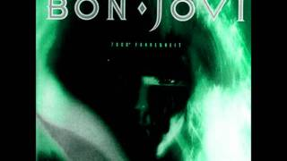 Bon Jovi - Secret Dreams