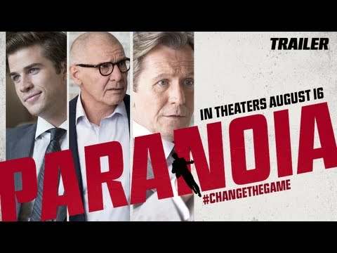 Paranoia Official Trailer HD