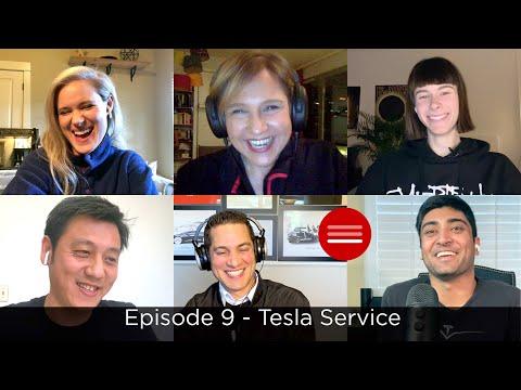 Third Row Tesla Podcast – Episode 9 - Tesla Service