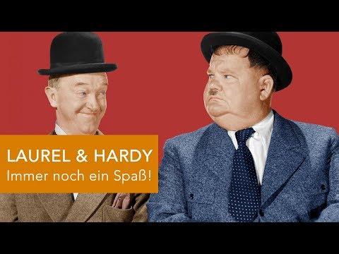 LAUREL & HARDY - Immer noch ein Spaß!
