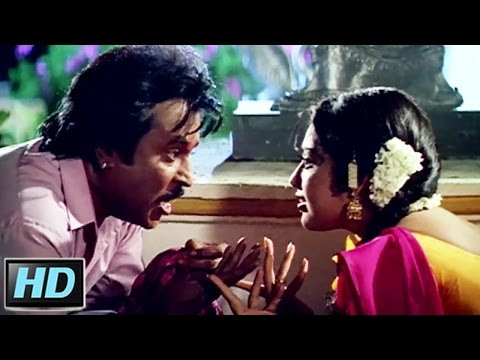 Muthu Letter Comedy | Rajni, Meena, Sarath Babu | Muthu | Tamil Movie | Part 13