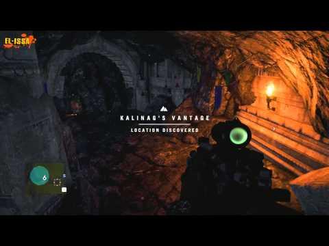 Far Cry 4 ( Shangri-La Thangka Boss Fight ) The Bird