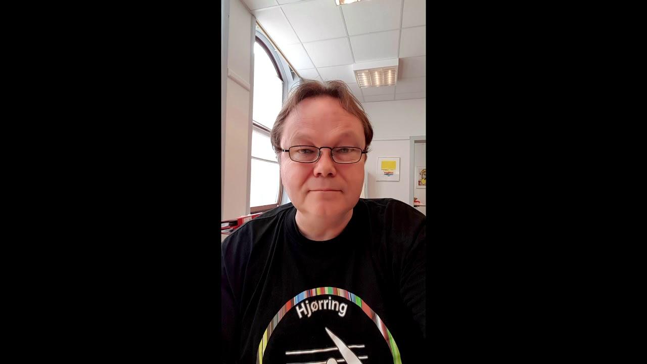 Christian Larsen om Hjørring-modellen for gratis musikundervisning for alle børn -- www.sive.dk