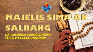 Majelis Simaan Salbang 2021  M Lathiful Hikam  6A
