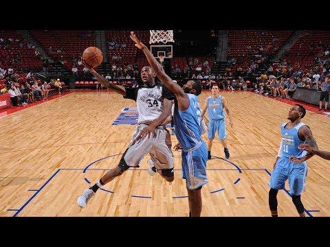 Full Highlights: Denver Nuggets vs Brooklyn Nets, MGM Resorts NBA Summer League | July 13