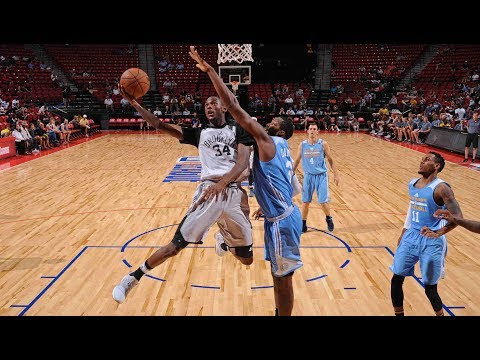Full Highlights: Denver Nuggets vs Brooklyn Nets, MGM Resorts NBA Summer League | July 13