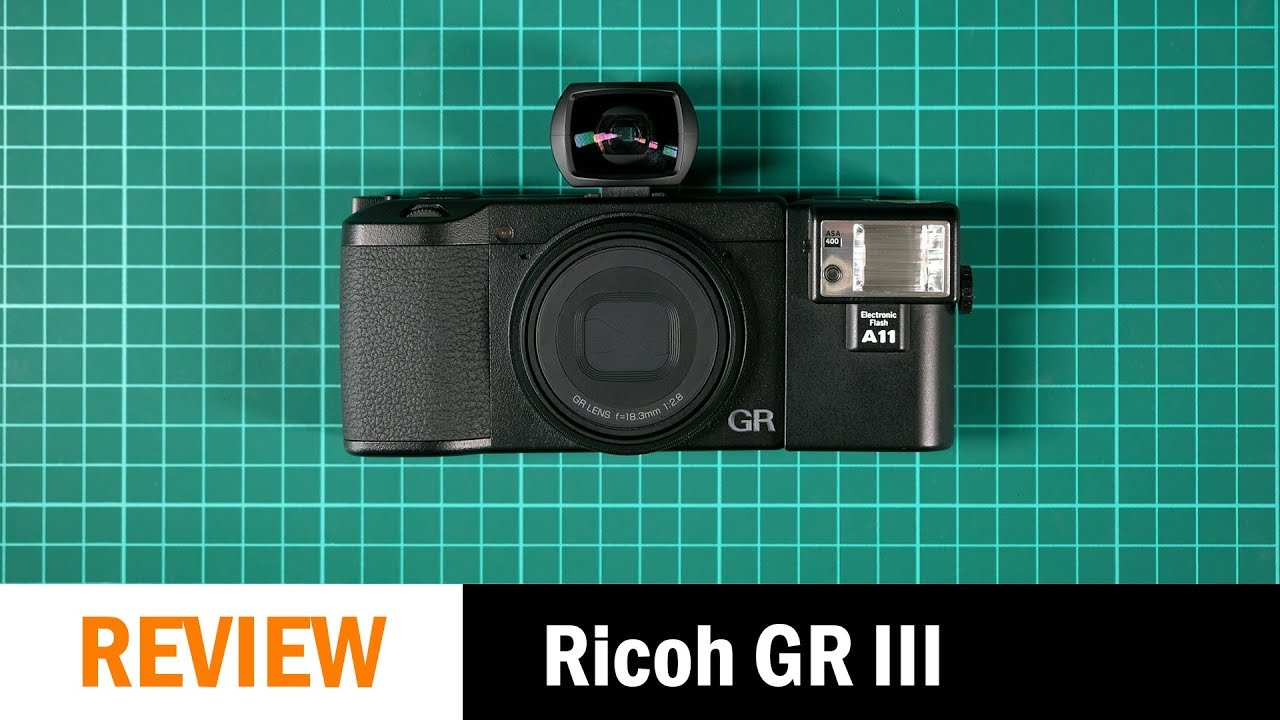 Ricoh GR III: 1st Impressions and Comparisons