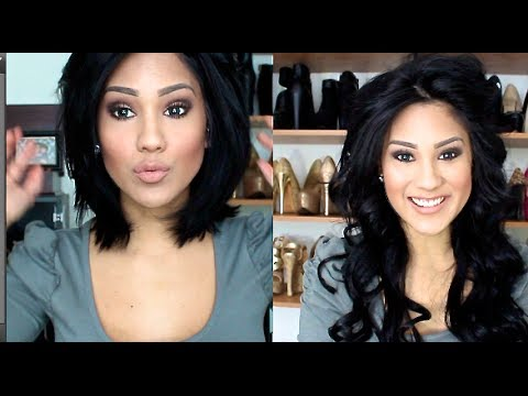 short to long hair using bellami hair extensions youtube short to long hair using bellami hair extensions pmusecretfo Choice Image