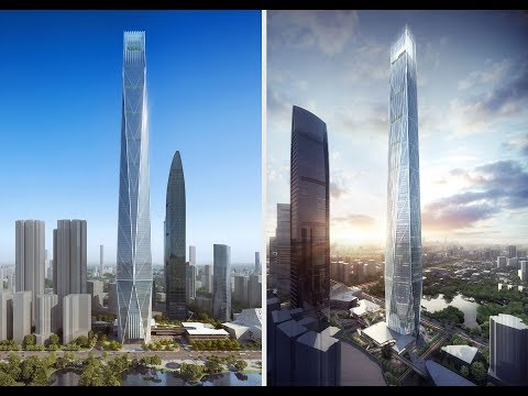 Shenzhen in Guangdong Province - Miracle City of China