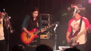 アントニオ猪木テーマ曲 「炎のファイター INOKI-BOM-BA-YE」MonkeyFlipLIVE2011