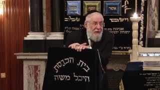 הרב ישראל מאיר לאו י' בטבת Rabbi Israel Meir Lau 31/12/14