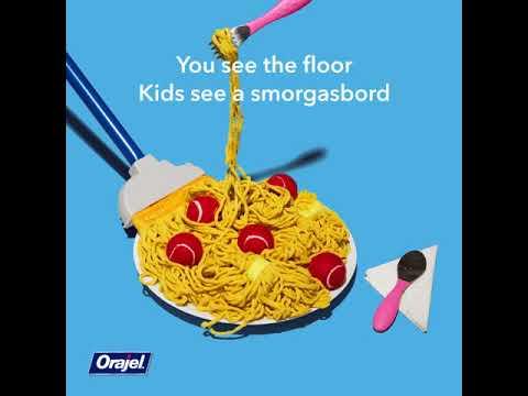 Orajel - Spaghetti