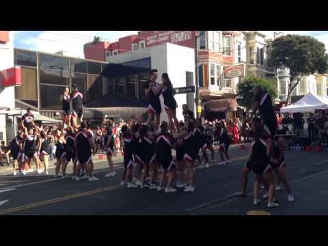 Castro fair 2013 - CheerSF
