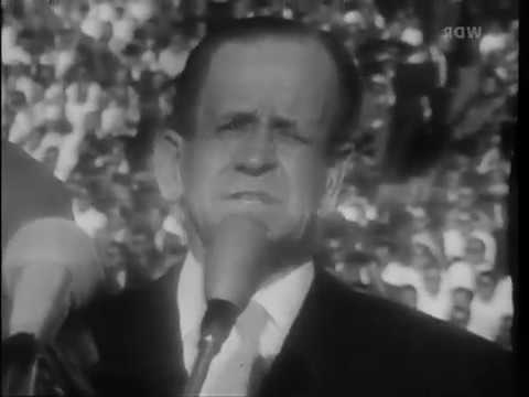 Sepp Herbergers Verabschiedung Als Bundestrainer (1964)