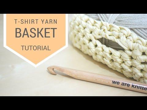 CROCHET: Crochet basket | Bella Coco