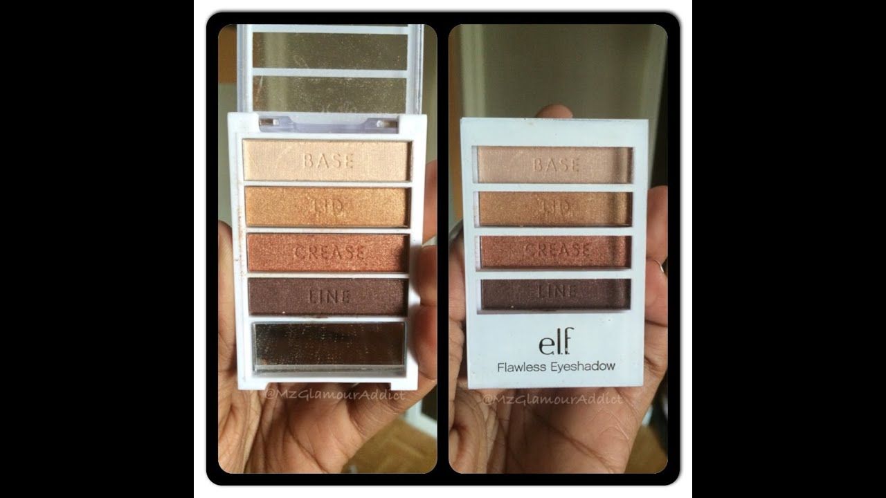Eyeshadow Quad - Matte Mauve by e.l.f. #6