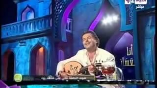 ragheb alama alby eshekha on anawel3assal راغب علامة قلبي عشقها من برنامج أنا والعسل