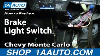 VE724038 Cambiare Brake Light Switch