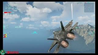 Sky Gamblers Afterburner: Mission 14 High Stakes