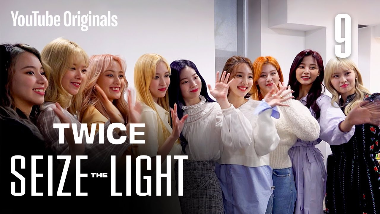 Download Special Ep 9. 빛, 그리고 함께   TWICE: Seize the Light (시즈 더 라이트)