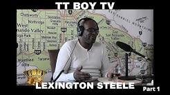 Lexington Steele: The World's Most Eminent Black Erotic Star Pt.1
