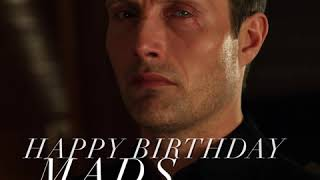 HAPPY BIRTHDAY MADS MIKKELSEN