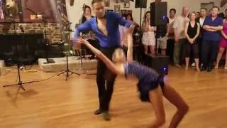 Suave Dance Performance @ Summer Salsa & Bachata Bash