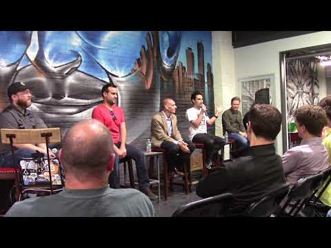 World Crypto Network LIVE at the Denver Bitcoin Meetup (HQ)