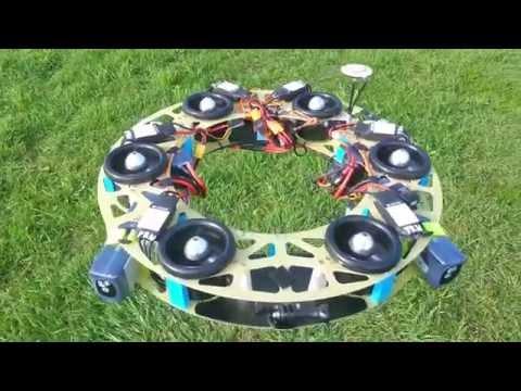 EDFproject UFO TmotorESC60A 20140518