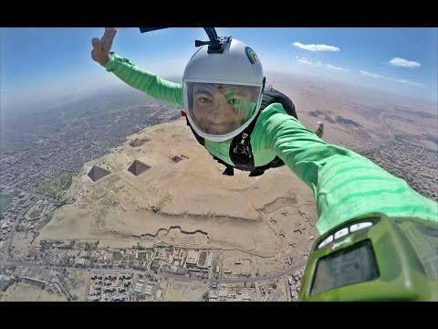 Egypt SkyDiving
