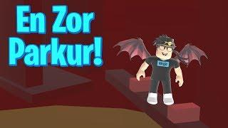 BU PARKUR ÇOK ZOR! / Roblox Türkçe